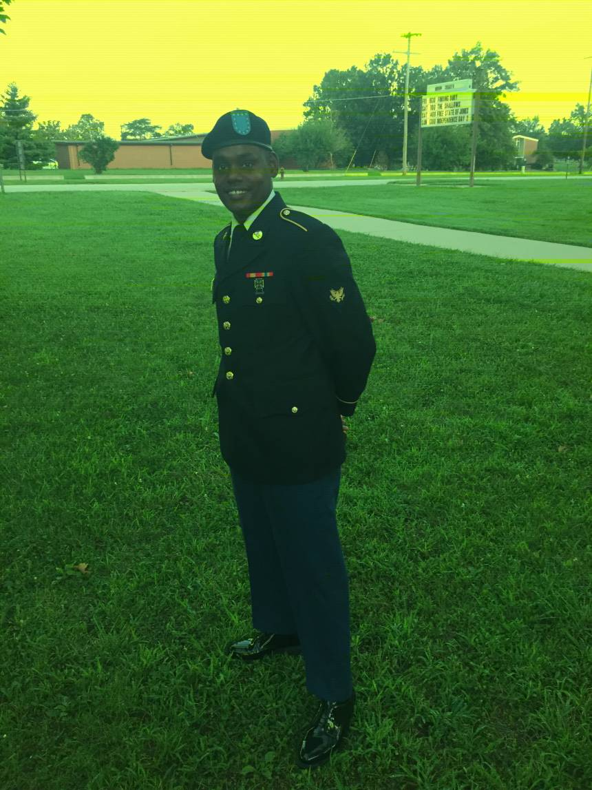 In 2015, Tukuli enlisted with the U.S. Army Reserve.