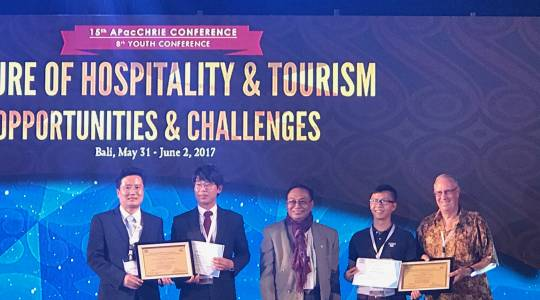 Congrats to Dr. Kim for Best Paper Award at international conference (click to read)