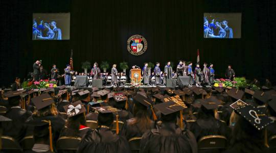 Spring 2018Commencement (click to read)