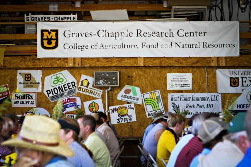 The idea for the Graves-Chapple Research Center all started with a letter, written in the late 1980s, by a handful of agriculture agents located in northwest Missouri.