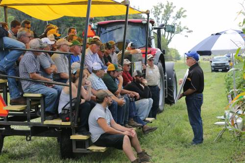 Registration and breakfast for the Graves-Chapple Research Center field day begins at 7:30 a.m. on Tuesday, Aug. 28, at the Center, which is north of Corning. Tours begin at 8:15 a.m. and lunch will be served at 11:45 a.m. The event, as well as the meals, is free and open to the public.