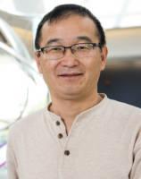 Portrait of Bing Yang