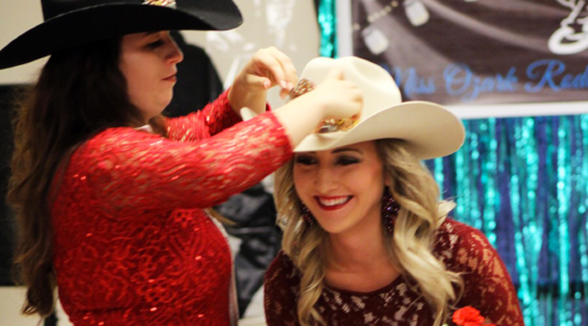 Becoming a RodeoQueen (click to read)