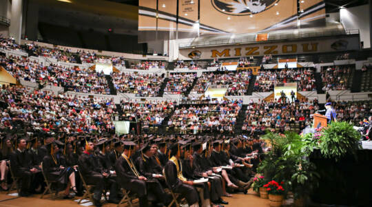 Spring 2019 Commencement (click to read)