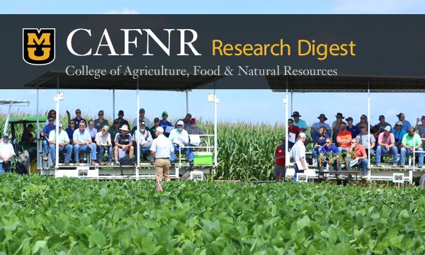 CAFNR Research Digest