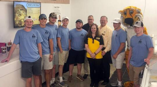 Catch Up With CAFNR (click to read)