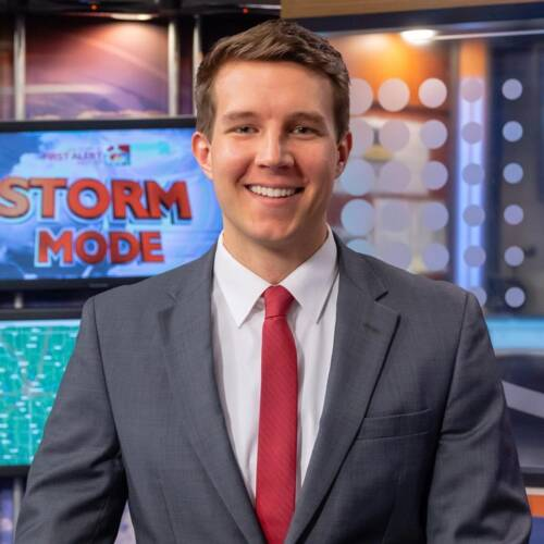 KOMU-TV Chief Meteorologist Kenton Gewecke will do live KOMU-TV weather broadcasts at 5 and 6 p.m. during the event.