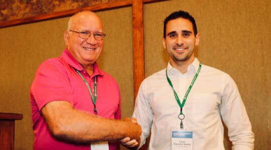 Caio Canella Vieira receives two awards from the NAPB (click to read)