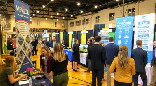 Fall 2021 CAFNR/Arts and Science In-Person CareerFair (click to read)