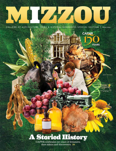 Mizzou Magazine Special Section