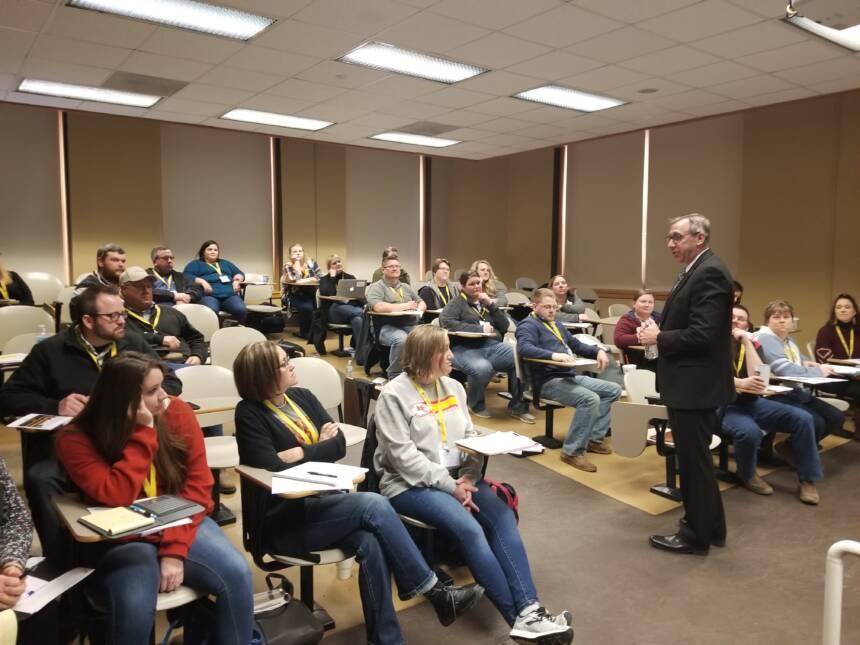 Dean Daubert - Food Science PD Day