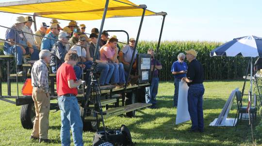 Going Virtual: CAFNR Agricultural Research Centers Moving Forward With Mostly Virtual FieldDays (click to read)