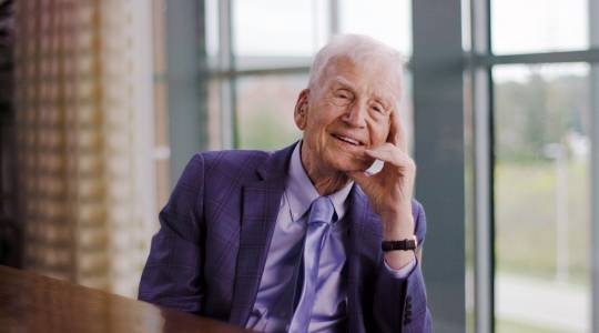 Remembering the Legacy of Dr. WilliamDanforth (click to read)