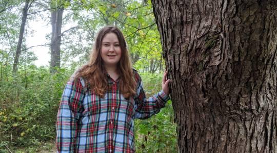 Sarah Brown, Natural Resources - HumanDimensions (click to read)