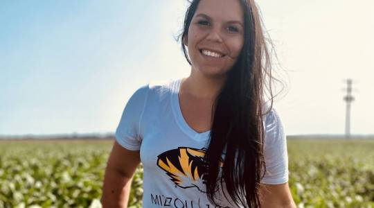 Bruna Mussi Just, Plant, Insect & MicrobialSciences (click to read)