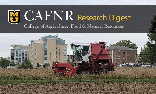 CAFNR Research Digest