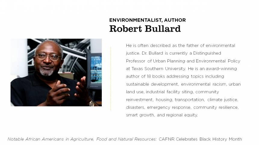 Robert Bullard