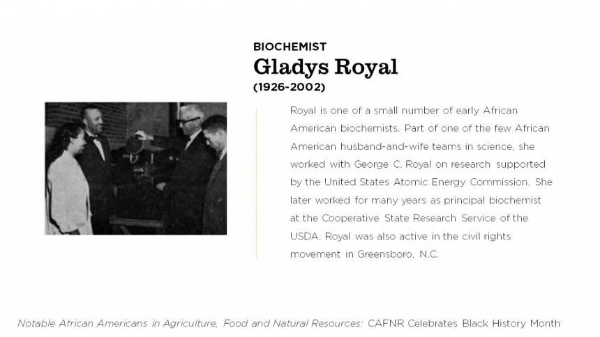 Gladys Royal