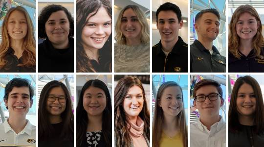 MU Students Selected to Participate in Undergraduate ResearchDay (click to read)
