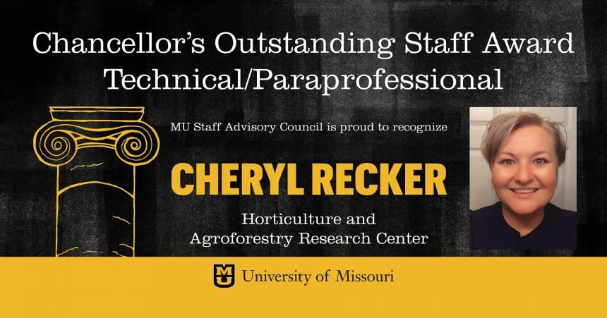 CherylRecker-OutstandingStaff
