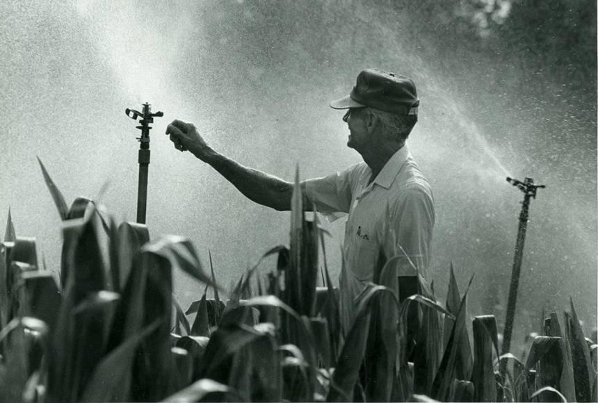 Bill Upchurch Sanborn Field