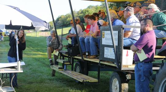 2021 Graves- Chapple Research Center FieldDay (click to read)
