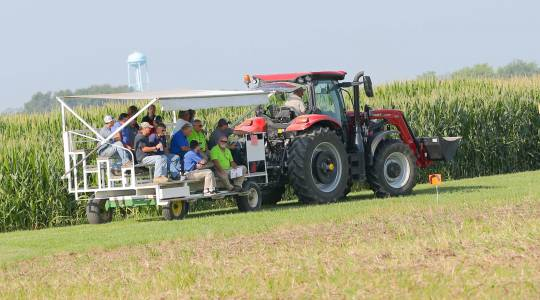 Greenley Research Center FieldDay (click to read)
