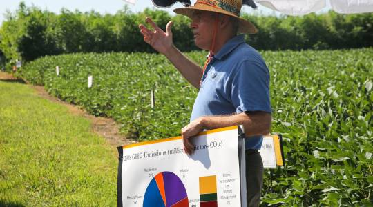 Graves-Chapple Research Center FieldDay (click to read)