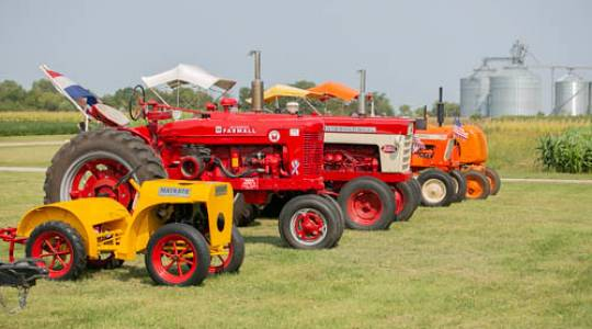 Hundley-Whaley Research Center FieldDay (click to read)