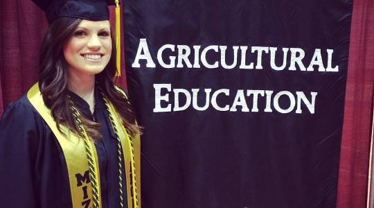 An Opportunity to Share MissouriAgriculture (click to read)