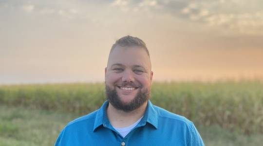 New Director Joins the Fisher Delta Research, Extension and EducationCenter (click to read)