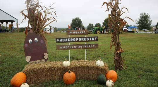 HARC Hosts Annual Missouri ChestnutRoast (click to read)