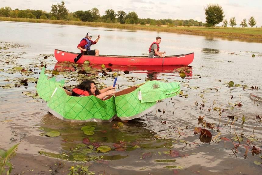 CAFNR Week - Boat Race